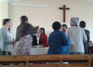 Nkosi Funeral
